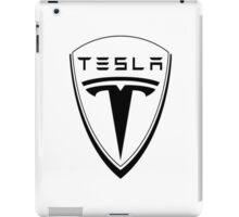 Tesla Logo Merchandise iPad Case/Skin