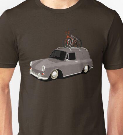 BMX VW Squareback Unisex T-Shirt