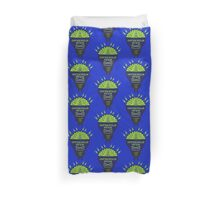 dangerous minds brainstorm logo Duvet Cover