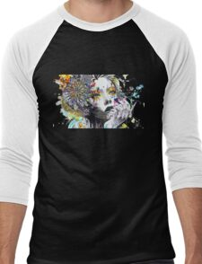 The woman Men's Baseball ¾ T-Shirt