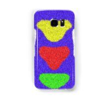 Random colorful unique art Samsung Galaxy Case/Skin