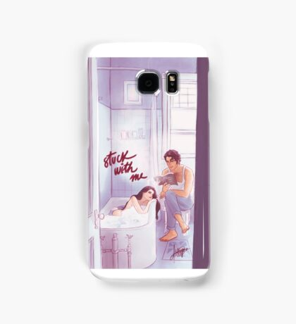 Stuck With Me Samsung Galaxy Case/Skin