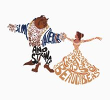 Tale as old as time Kids Clothes