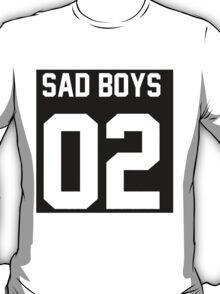 """SAD BOYS 02"" | YUNG LEAN | T-SHIRT  T-Shirt"