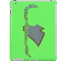 The Wizard and I iPad Case/Skin
