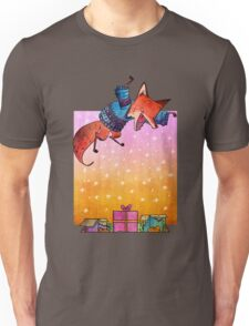 Presents for Fox! Unisex T-Shirt