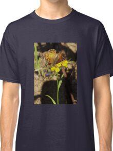 Sitting On A Flower                               Pentax X-5 Series 16 MP Classic T-Shirt