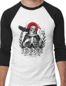 Infamous Crow's Nest Men's Baseball ¾ T-Shirt