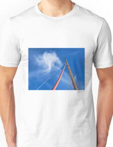 Masts and Clouds Unisex T-Shirt