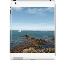 Dublin Harbour iPad Case/Skin