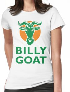 billy goat green Womens Fitted T-Shirt