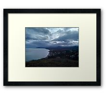 Killiney Hill Dublin Framed Print