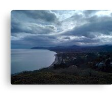 Killiney Hill Dublin Canvas Print