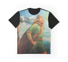 Maelstrom Mural - Viking Graphic T-Shirt