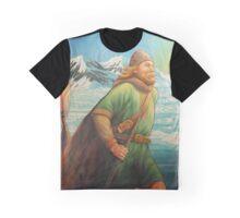Maelstrom Mural - Viking Graphic T-Shirt