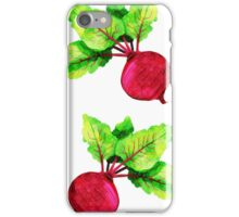 Beets! iPhone Case/Skin