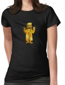 Bills Golden Backscratcher! Womens Fitted T-Shirt