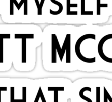 I ship myself - Scott  Sticker