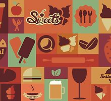 Food Icons by BlueLela