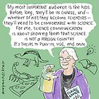 #SciComm100: Claire Eamer  by ScienceBorealis