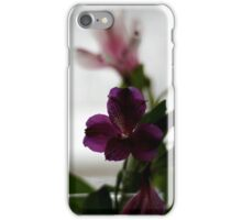 alstroemeria iPhone Case/Skin