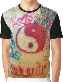 GRAFFITI 11 Graphic T-Shirt