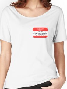 Fight Club - I am Jack's complete lack of surprise Women's Relaxed Fit T-Shirt