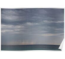 Mediterranean's Mystical Horizon - France. Poster