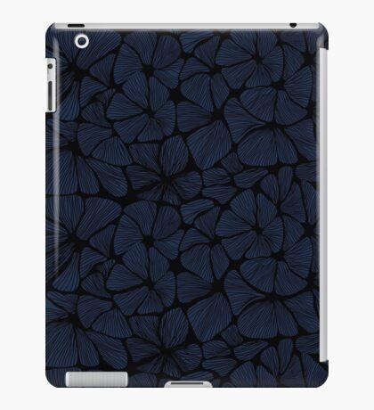 Blue Blossoms iPad Case/Skin
