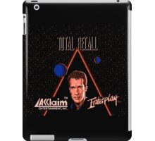 TOTAL RECALL - NES CLASSIC GAME iPad Case/Skin