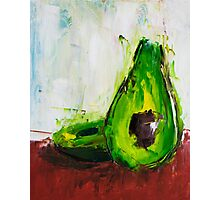 Just One Avocado Photographic Print