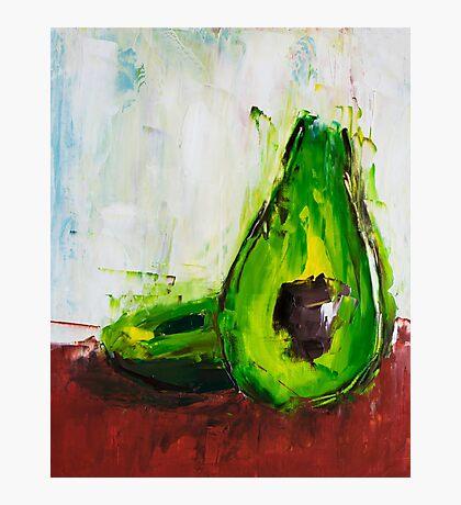 Just One Avocado Photographic Print