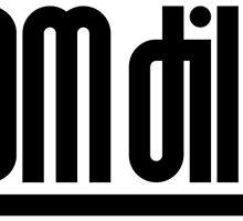 My Team Dilemma Logo (BLACK) by MyTeamDilemma