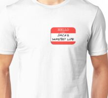 Fight Club - I am Jack's wasted life Unisex T-Shirt