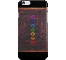 The Seven Chakras iPhone Case/Skin