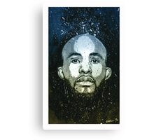"Demitrious ""Mighty Mouse"" Johnson Canvas Print"