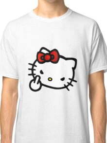 Hello Fucker Classic T-Shirt