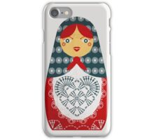 Crochet Doll iPhone Case/Skin