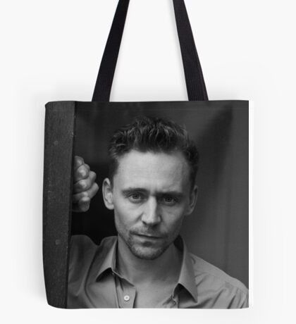 Tom Hiddleston Tote Bag