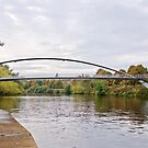 The Millennium Bridge by John (Mike)  Dobson