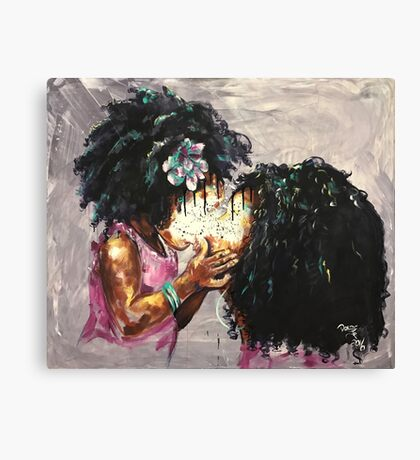 Naturally XX Canvas Print