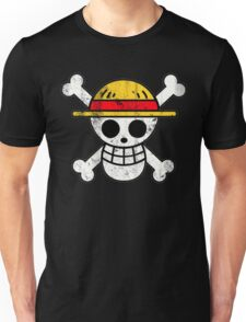 Strawhat Jolly Roger  Unisex T-Shirt