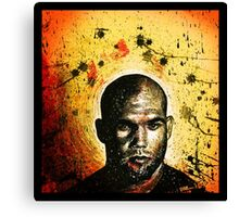 """Ruthless"" Robbie Lawler Canvas Print"