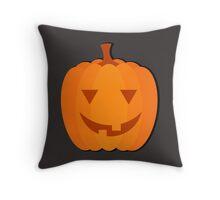 "Halloween images ""Sly Pumpkin"" Throw Pillow"
