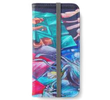 Graffiti Toons iPhone Wallet/Case/Skin