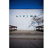 Better Living Centre Exhibition Place Toronto Canada Photographic Print