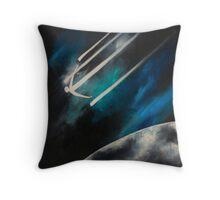 Comet Home Decor Throw Pillow