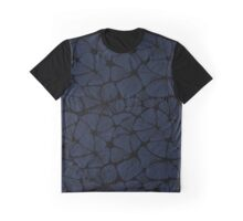 Blue Blossoms Graphic T-Shirt