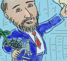 #SciComm100: John Dupuis Sticker