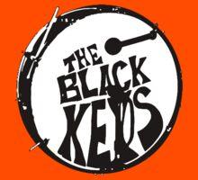 The Black Key Kids Tee